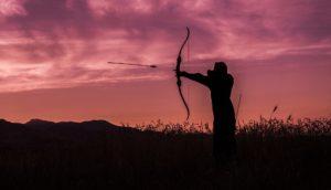 bueskytte jagt