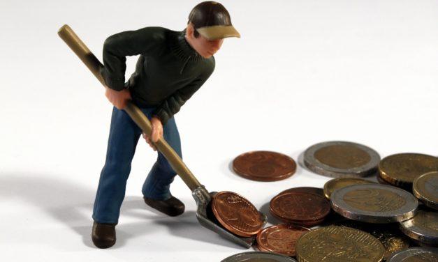 I dag skal man som mand have styr på sin økonomi