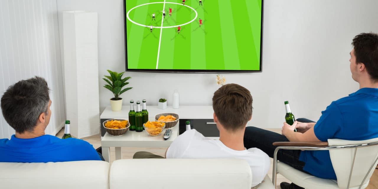 Den perfekte tv-pakke for mænd er kun få klik væk
