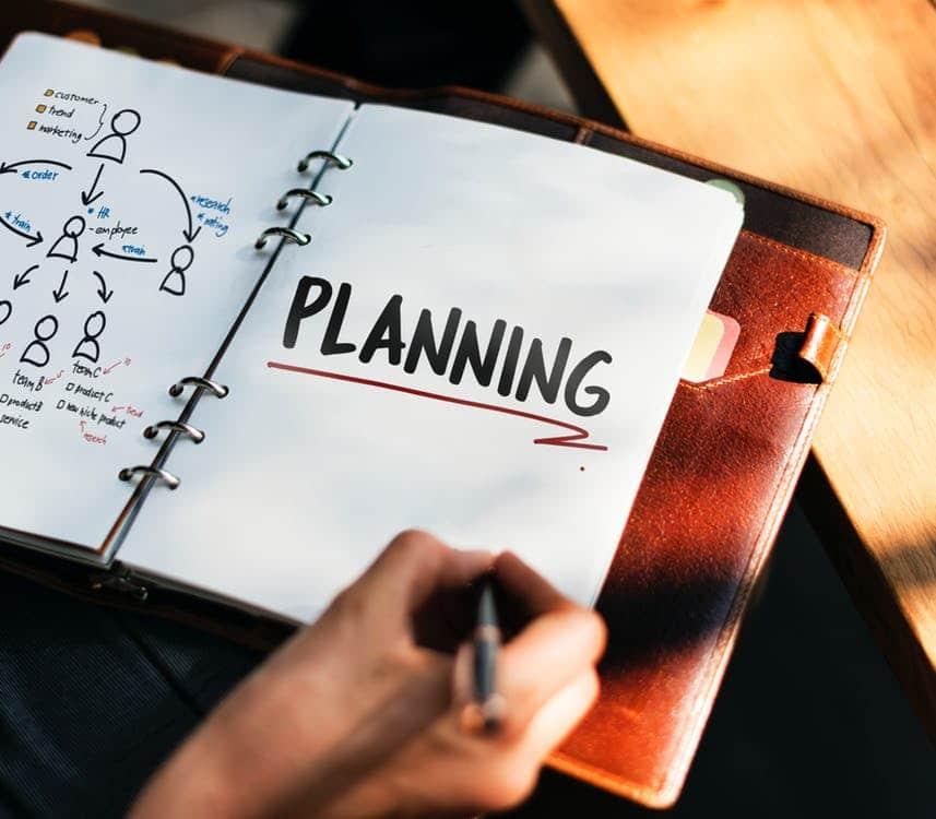 Planlægning og notesbog