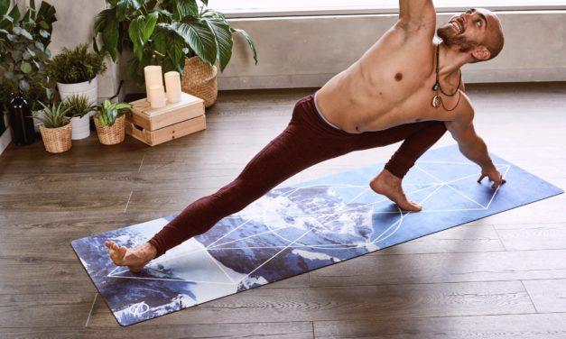Derfor dyrker mænd også yoga