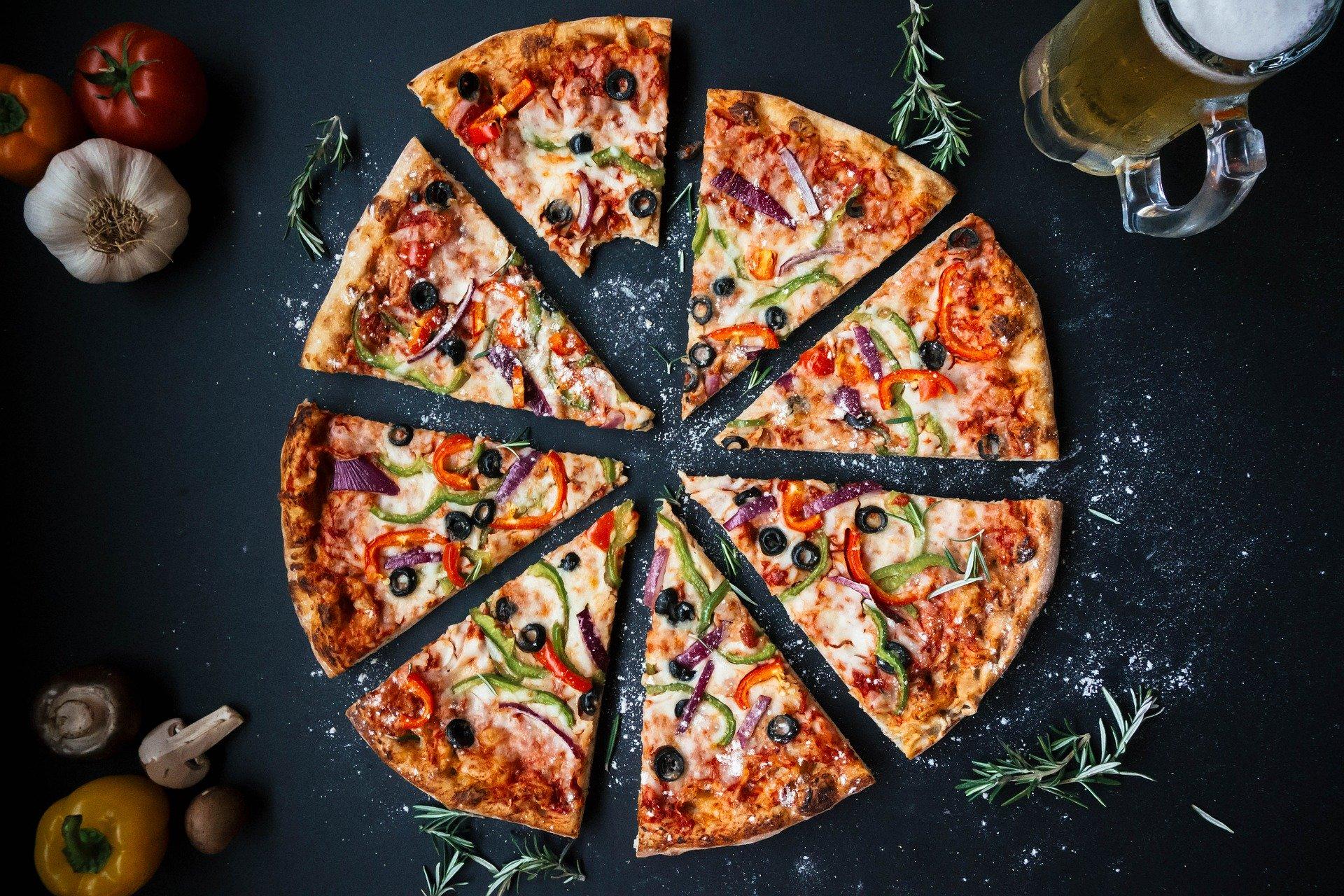 Jægergårdsgade pizza