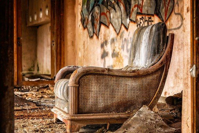 Tid til en ny lænestol