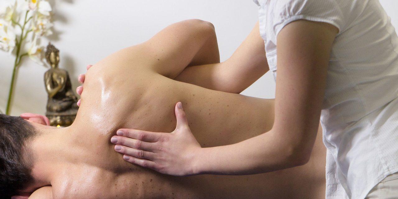 Massage – den perfekte gave til manden der har alt