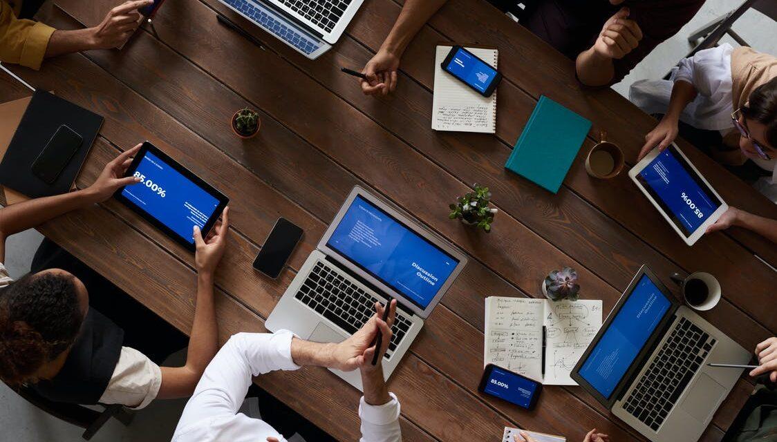 Sådan forbedrer du produktiviteten i dit firma