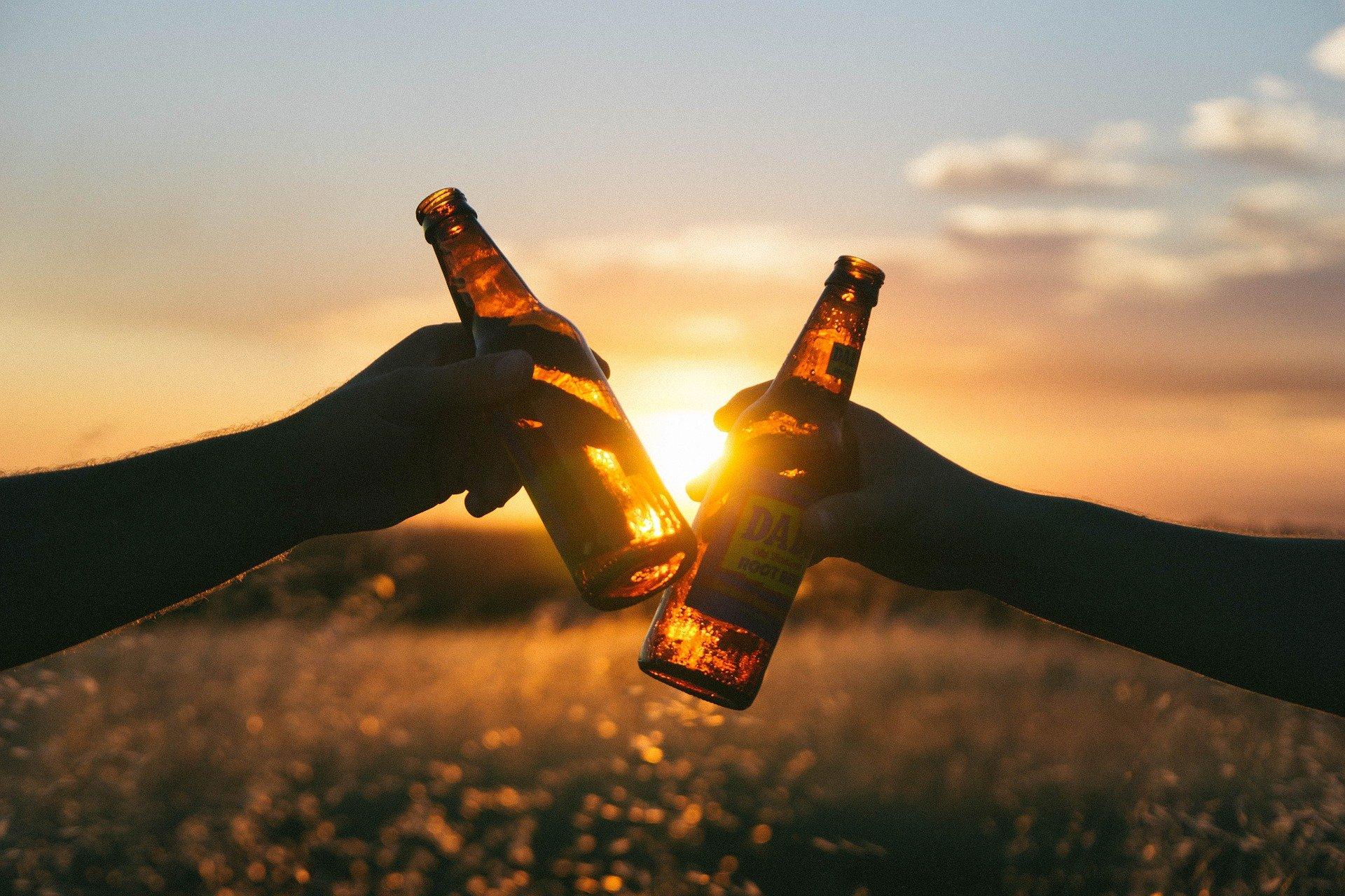 fest og alkohol