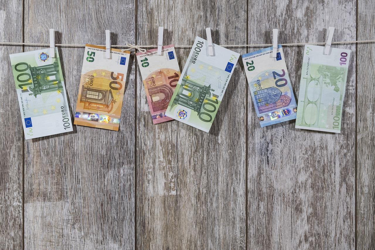 penge på snor