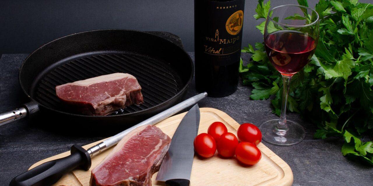 En anderledes gaveidé til manden, der har alt: Kvalitetsrigtige steakknive