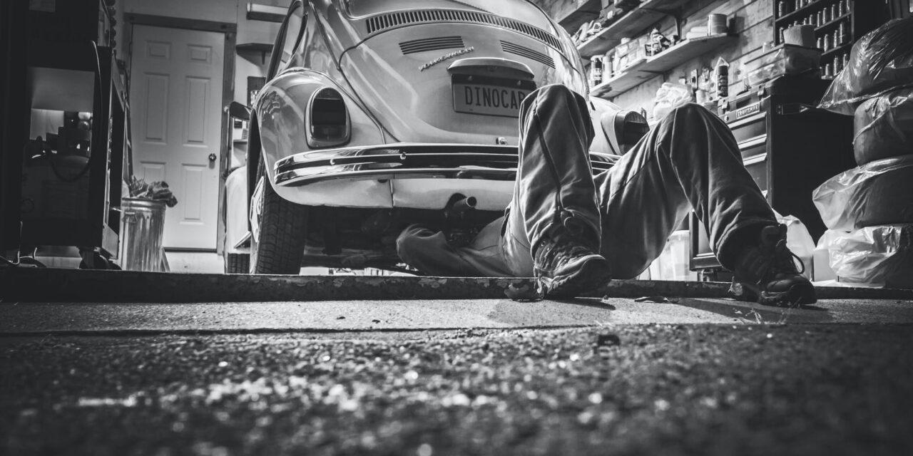 Skal du reparere på din egen bil?